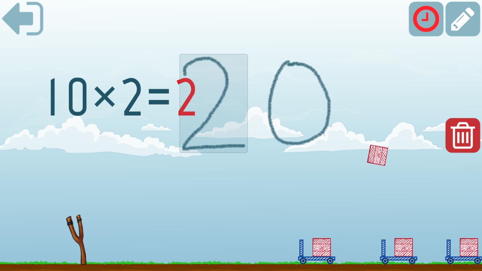 Dritte Klasse Mathematik - Multiplikation android apps download