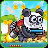 Adventure Subway Jetpack Panda New 2018 APK for Bluestacks