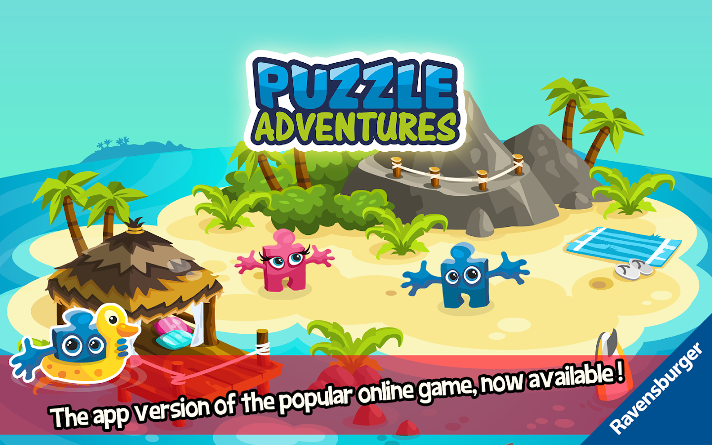 Puzzle Adventures Screenshot 5