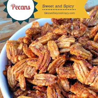 Christmas Spiced Nuts Recipes