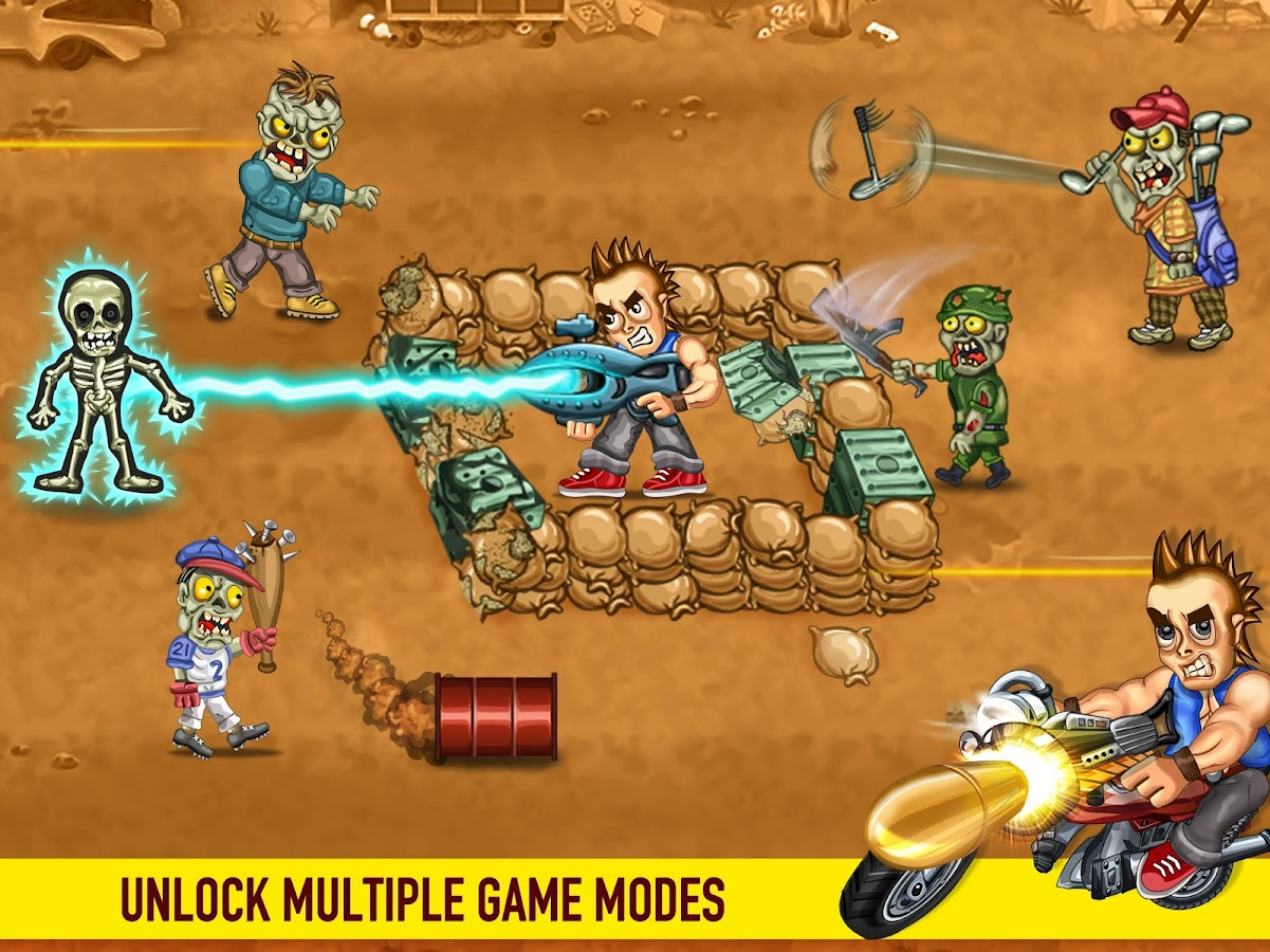 Last Heroes - Explosive Zombie Defense Shooting Screenshot 11