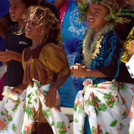 Welcome to Mare by Cheryl Muir - People Musicians & Entertainers ( mare, travel, new caledonia, islanders )