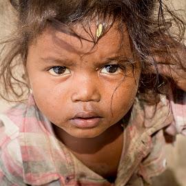 Distorted Childhood by Sbs Sarma - Babies & Children Children Candids ( #poverty, #childhood, #kids, #life, #poor )