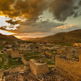 Stone Age by Emin Can - City,  Street & Park  Historic Districts ( #assyrian #assyrian village #dereici #killif #kurdistan #köyü #mardin #merdin #savur #stewr #süryani #turkey #village )