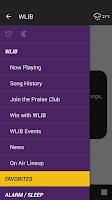Screenshot of WLIB
