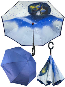 "Зонт ""Принт"", 8799"
