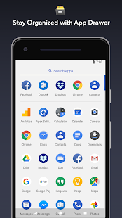 Apex Launcher - Customize, Secure, and Efficient Screenshot