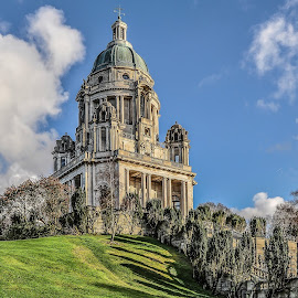 Ashton Memorial by Janet Packham - Buildings & Architecture Public & Historical ( history, building, lancashire, stone, architecture, public, lancaster )