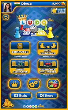 Ludo King APK screenshot thumbnail 9