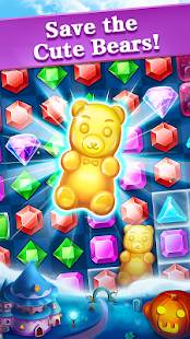 Game Jewels Legend - Match 3 Puzzle APK for Kindle