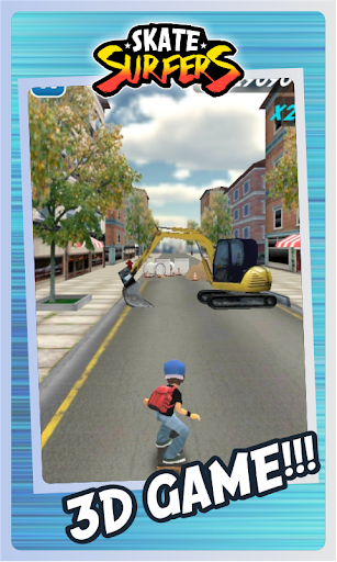 Skate Surfers Free screenshot 14