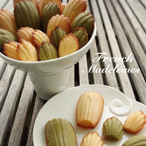 French Classic Madeleines