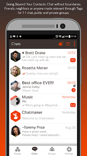Chatmaker – Simply Connect