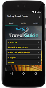 Turkey Travel Guide - screenshot