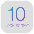 iLock - Lock screen OS 10 APK for Bluestacks
