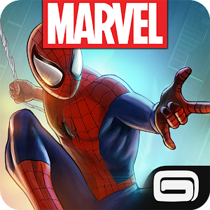 MARVEL Spider-Man Unlimited for PC-Windows 7,8,10 and Mac