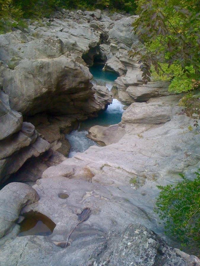 Erzen River by Arber Shkurti - Novices Only Landscapes