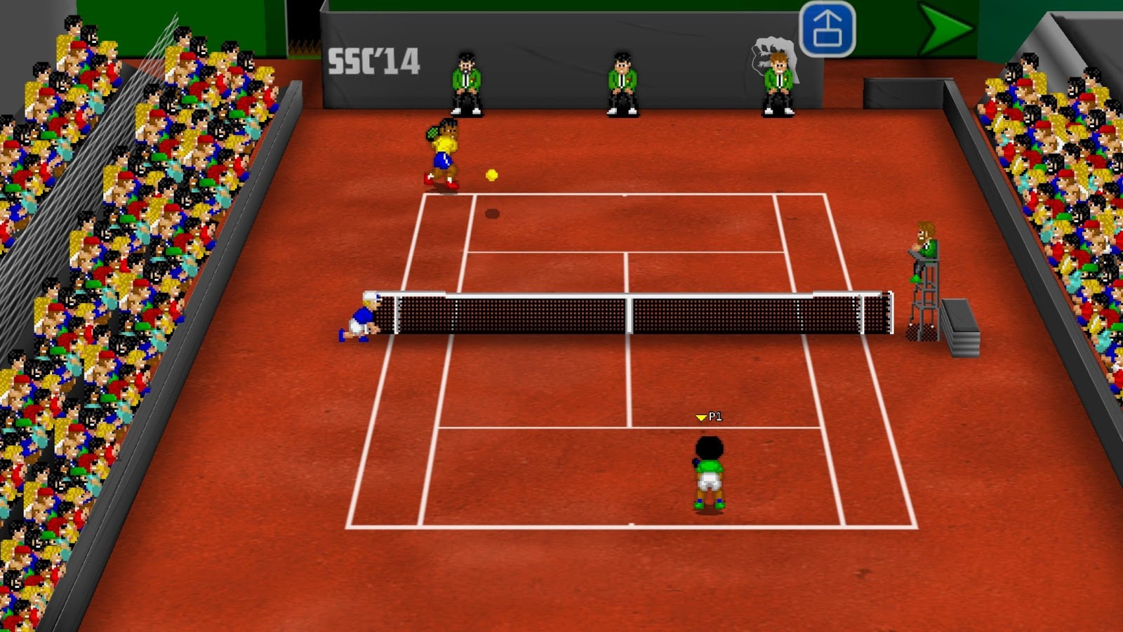 Tennis Champs Returns Screenshot 14