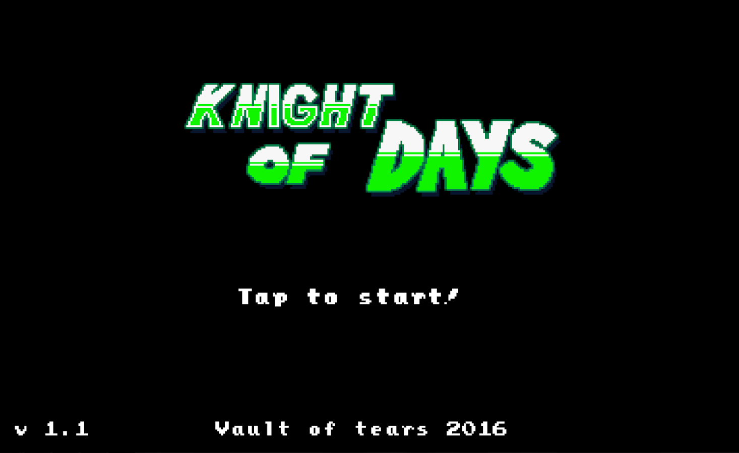 Knight Of Days Exe Screenshot