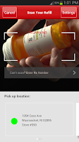 Screenshot of CVS/pharmacy