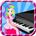 Free Download Piano for kids - girl games APK for Samsung