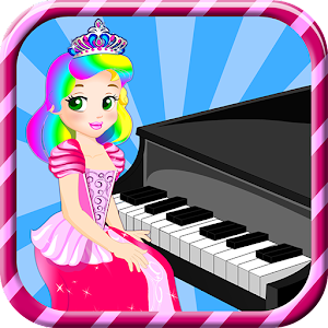 Piano for kids - girl games