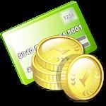 簡単な家計簿: 楽々マネー(EZ Money 日本語体験版) Icon