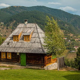 by Mario Horvat - Buildings & Architecture Office Buildings & Hotels ( mecavnik, kustendorf, village, outdoor, drvengrad, house, hotel )