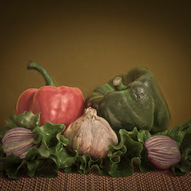 Vegetables by Maya Cvetojevic - Food & Drink Fruits & Vegetables