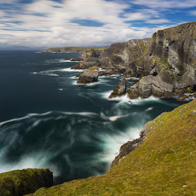 Mizen Head by Jirka Vráblík - Landscapes Waterscapes ( west cork, seascapes, mizen head, ireland )