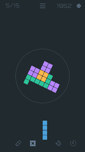 Tetraa Puzzle screenshot 2