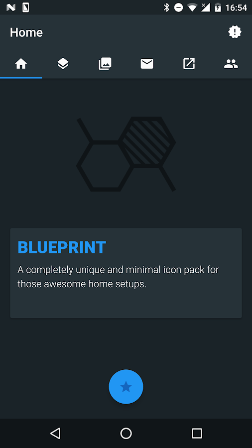 Blueprint Icon Pack (Beta) Screenshot 4