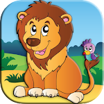Kids Fun Animal Piano Free Icon