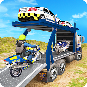 US Police Cargo Transport Vehicles the best app – Try on PC Now
