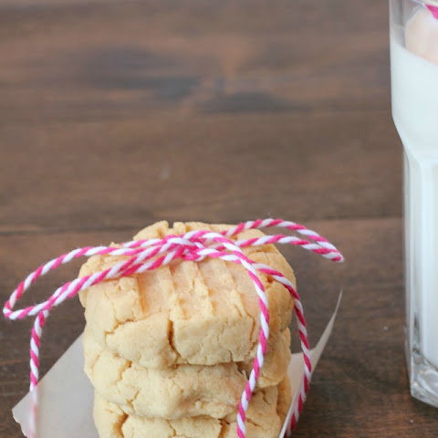 Coconut Flour Shortbread Cookies