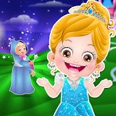 Baby Hazel Cinderella Story