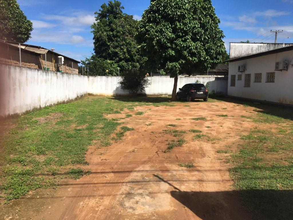 Terreno residencial à venda, Senador Hélio Campos, Boa Vista.
