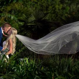 WInd by Lodewyk W Goosen (LWG Photo) - Wedding Bride & Groom ( groom bride and groom, wedding photography, wedding, weddings, wedding photographer, bride, bride groom )