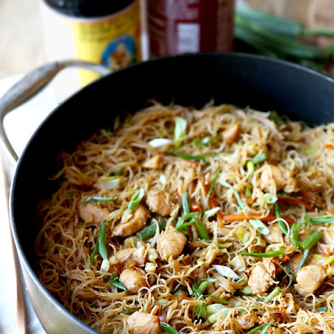 Bihon Pancit Recipe (Filipino)