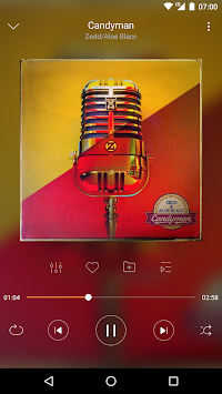 Music Player - Just LISTENit APK screenshot thumbnail 3