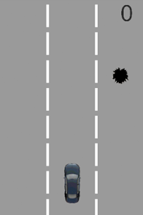 Drive Car on Crazy Road - screenshot