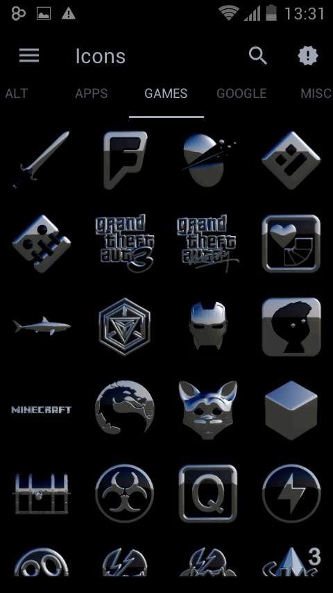 Icon Pack Sakato 3D Screenshot 4