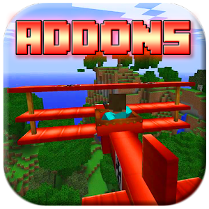 Air Vehicles Addons for MCPE For PC