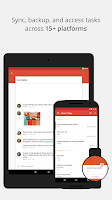 Screenshot of Todoist: To-Do List, Task List