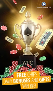 Poker Games: World Poker Club APK screenshot thumbnail 12