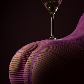 Martini is served Sir... by Tomas Fensterseifer - Nudes & Boudoir Boudoir (  )