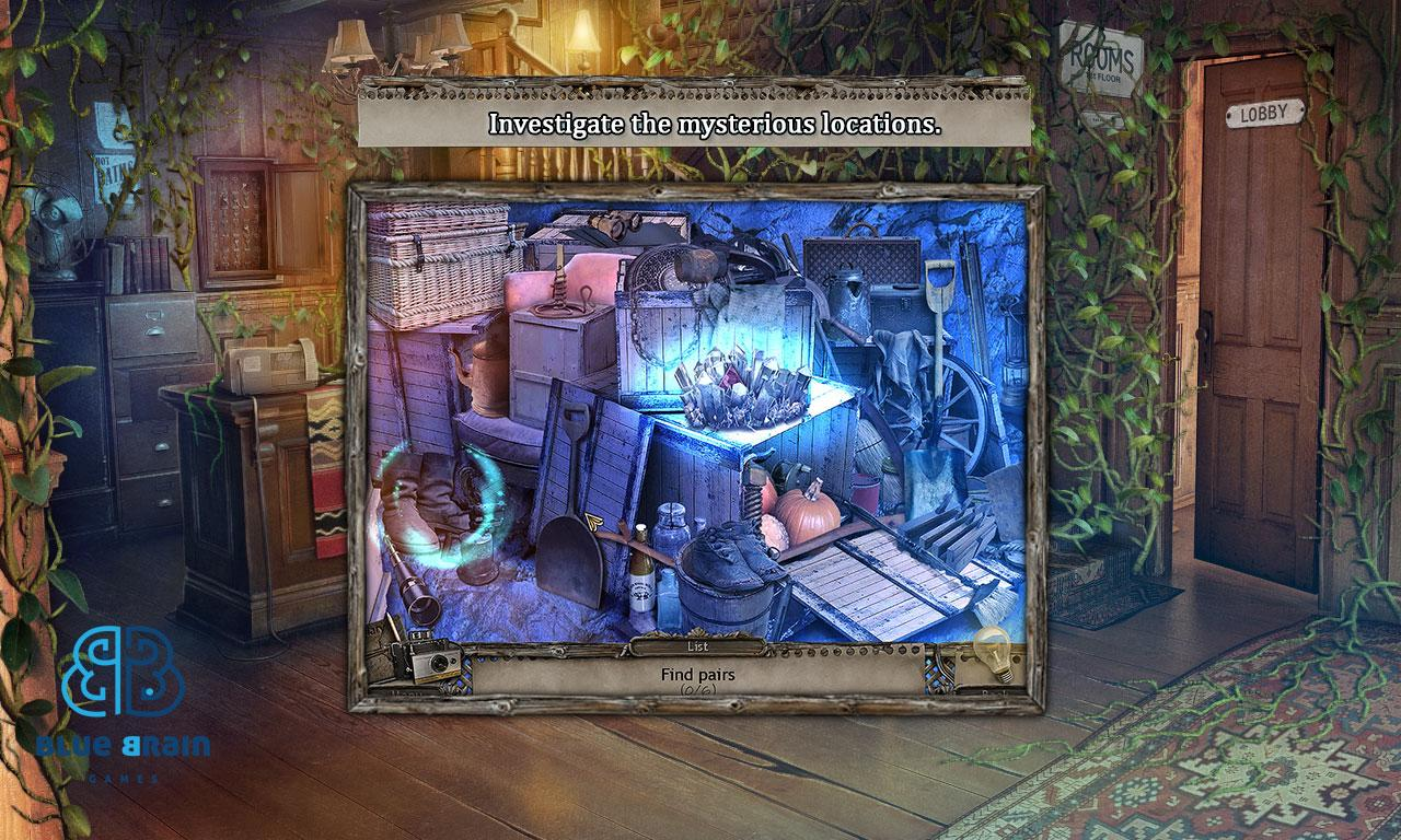 Mysteries of the Past Screenshot 4