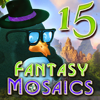 Fantasy Mosaics 15 For PC (Windows And Mac)