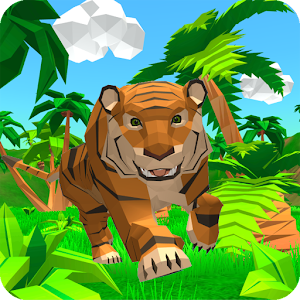 Tiger Simulator 3D Online PC (Windows / MAC)