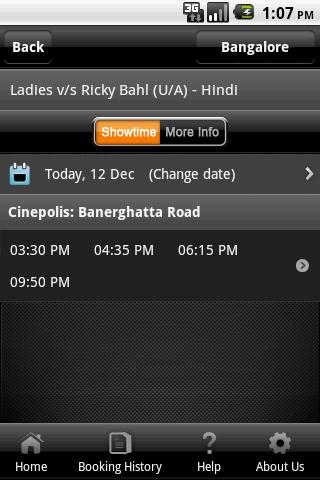 Cinepolis India screenshot 3